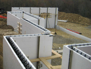 IntegraSpec Insulated Concrete Forms